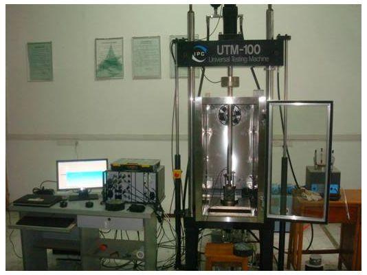 武汉工程大学UTM-100/SHRP/5850完成验收