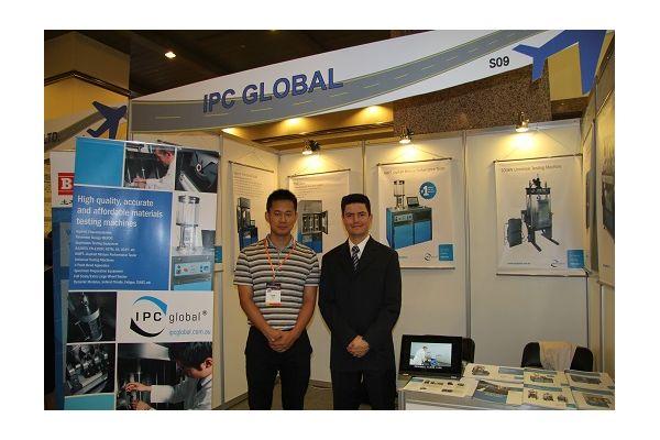 平博app携手IPC参加第八届国际路面技术峰会