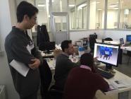 平博app科技在制造商工厂的专业培训