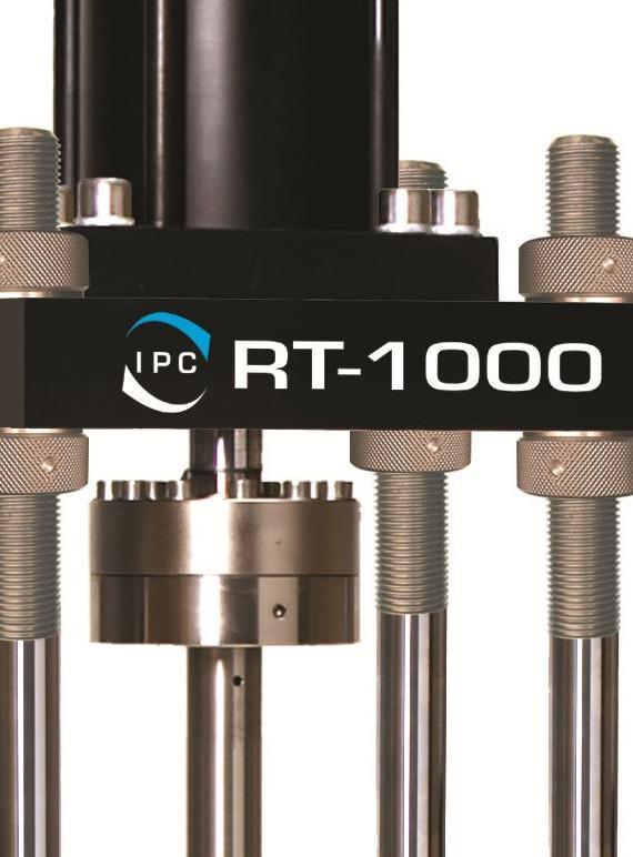 RT-1000岩石三轴测试系统