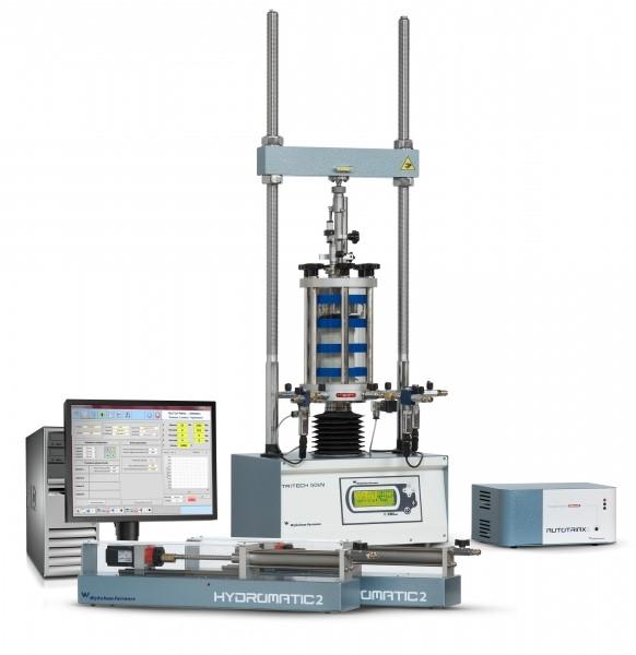 AUTOTRIAX 2全自动三轴试验系统
