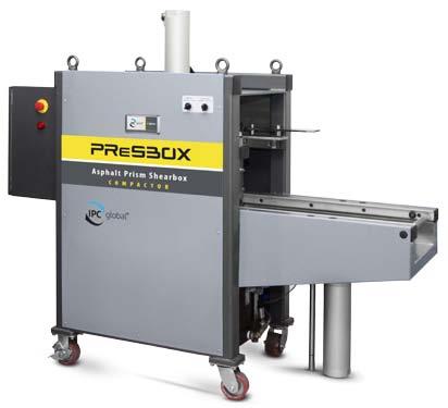 PReSBOX剪切压实仪