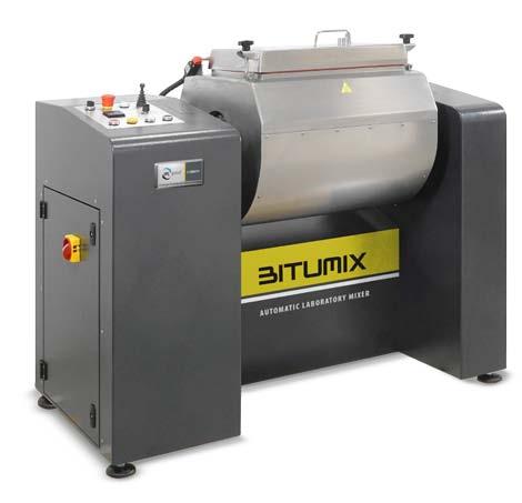 PAVELAB BITUMIX全自动实验室pinnacle平博地址混合料搅拌机