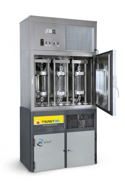 TSRST plus多功能pinnacle平博地址混合料低温性能测试系统