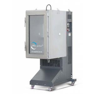 UTM液压伺服多功能材料试验机环境箱