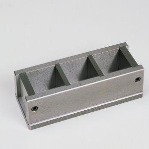 50mm三联砂浆立方体试模