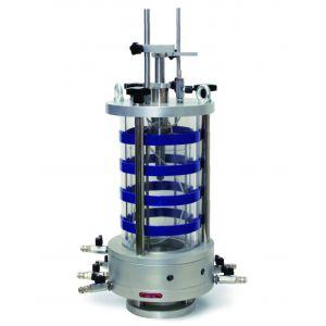双压力室三轴测试系统用于非饱和土测试