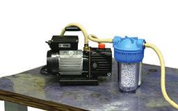 真空泵、空气干燥器和附件