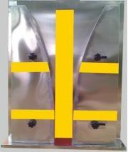 WXBR-1塑料波纹管柔韧性试验仪