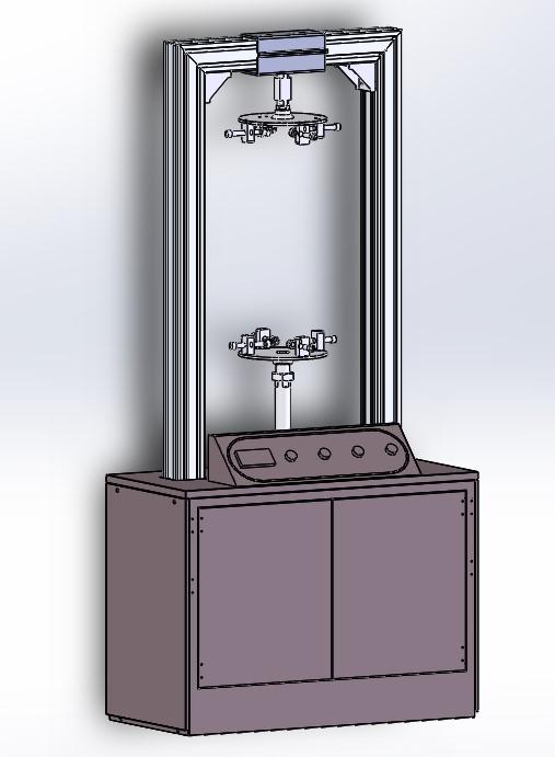 WXBLB-10塑料波纹管拉拔力试验仪