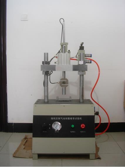 WXPW-5KN微机控制气动伺服砂浆疲劳试验机